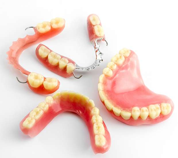 East Orange What Do I Do If I Damage My Dentures?